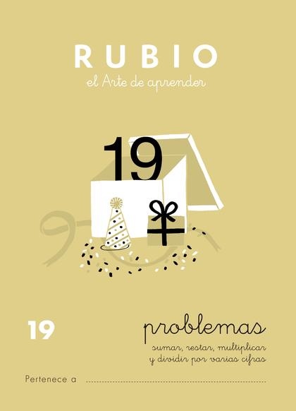 PROBLEMAS RUBIO, N 19