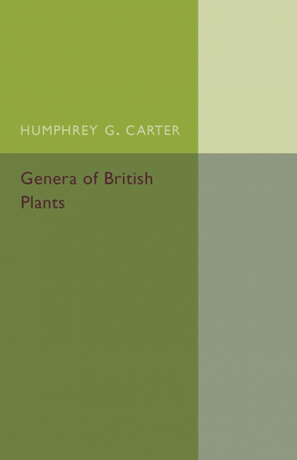 GENERA OF BRITISH PLANTS