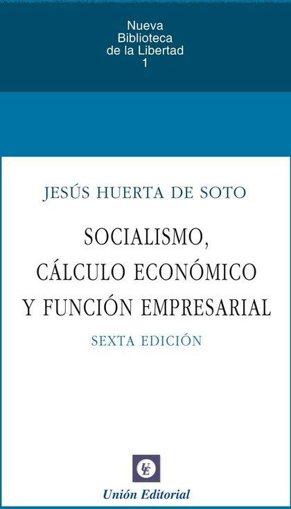SOCIALISMO CALCULO ECONOMICO FUNC.EMPRESAR. N/E