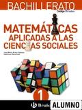 CÓDIGO BRUÑO MATEMÁTICAS APLICADAS A LAS CIENCIAS SOCIALES 1 BACHILLERATO DIGITA.