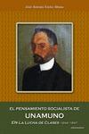 EL PENSAMIENTO SOCIALISTA DE UNAMUNO EN LA LUCHA DE CLASES, 1894-1897