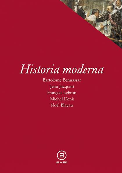 84HISTORIA MODERNA