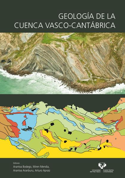GEOLOGÍA DE LA CUENCA VASCO-CANTÁBRICA.