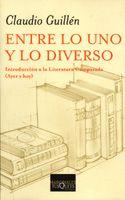 ENTRE LO UNO Y DIVERSO M-229