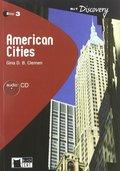 AMERICAN CITIES. BOOK + CD AUDIO