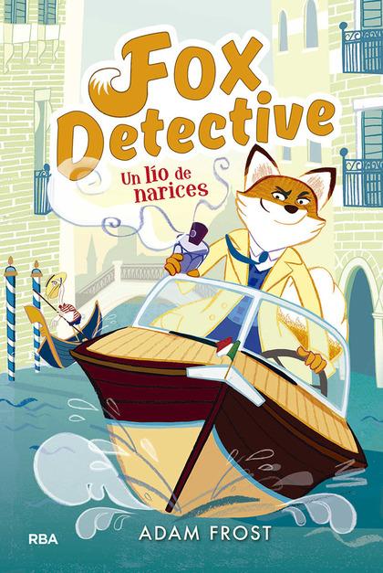 UN LIO DE NARICES - FOX DETECTIVE 2.