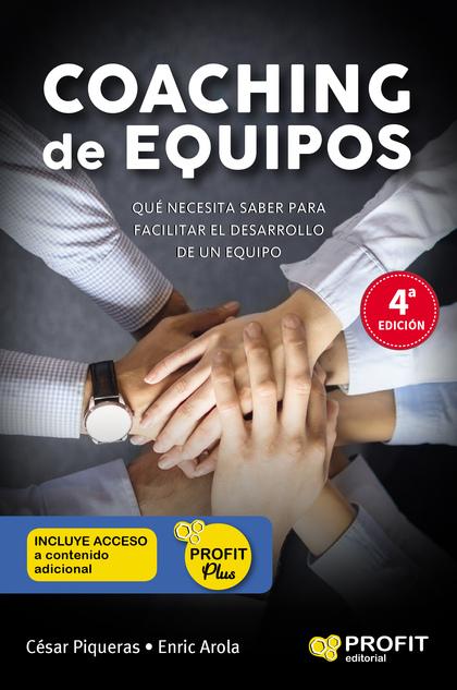 COACHING DE EQUIPOS 4´ED.