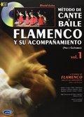 METODO DE CANTE Y BAILE FLAMENCO (VOL. 1).
