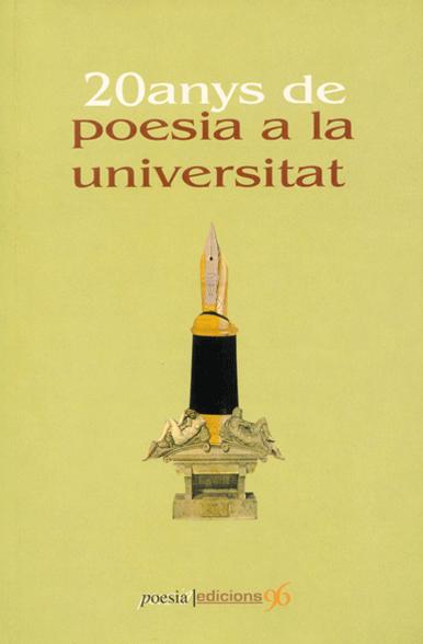 20 ANYS DE POESIA A LA UNIVERSITAT