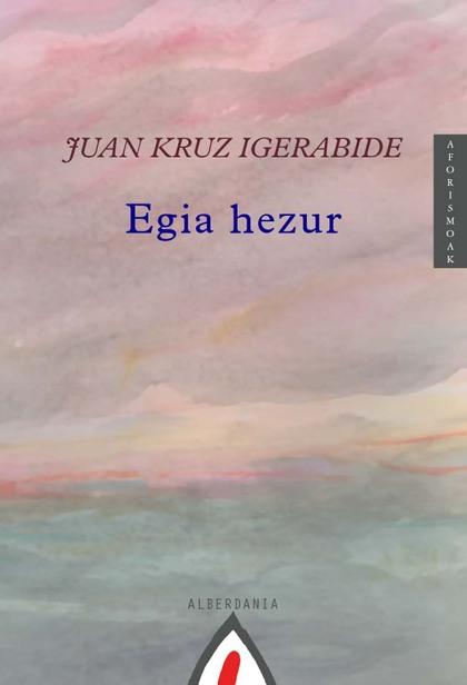 EGIA HEZUR : AFORISMOAK