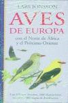 AVES EUROPA NORTE AFRICA PROXIMO ORIENTE