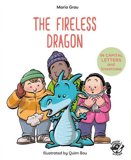THE FIRELESS DRAGON                                                             ENGLISH CHILDRE