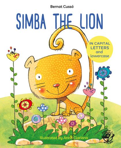 SIMBA THE LION                                                                  ENGLISH CHILDRE