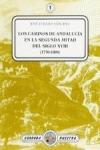 CAMINOS ANDALUCIA SEGUN. MITAD S.XVIII