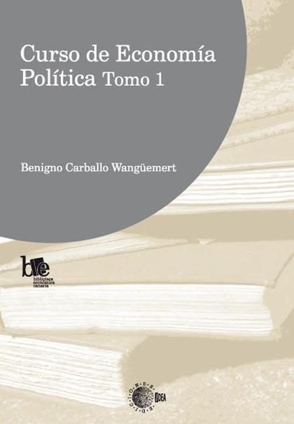 Curso de Economia Politica Tomo 1