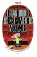 GRAN LIBRO DE LOS INSTRUMENTOS MUSICALES,EL.