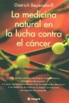 MEDINA NATURAL EN LA LUCHA CONTRA EL CANCER