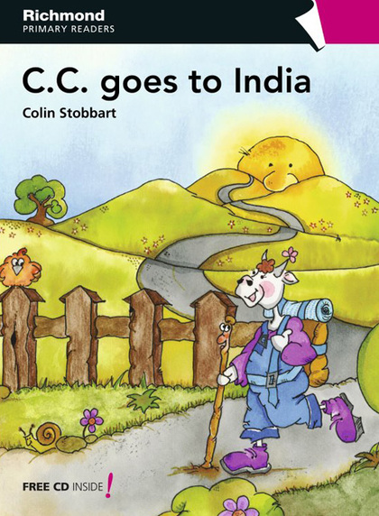C.C. GOES TO INDIA, PRIMARY READERS