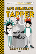 LOS GEMELOS TAPPER 2: ARRASAN LA. EBOOK.