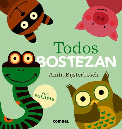 TODOS BOSTEZAN.