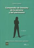 COMPENDIO DE DERECHO DE LA PERSONA Y DEL PATRIMONIO : TRABAJO SOCIAL Y RELACIONES LABORALES