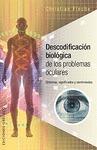 DESCODIFICACION BIOLOGICA DE LOS PROBLEMAS OCULARES.