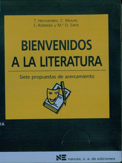 BIENVENIDOS A LA LITERATURA: (LENGUA Y LITERATURA)