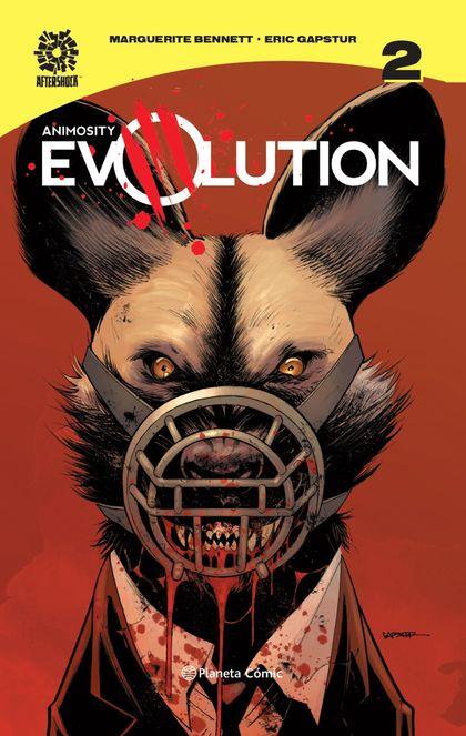 ANIMOSITY EVOLUTION Nº 02/02.