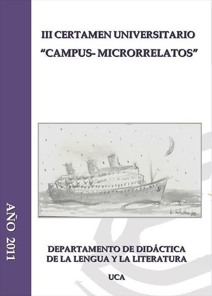 III CERTAMEN UNIVERSITARIO CAMPUS-MICRORRELATOS