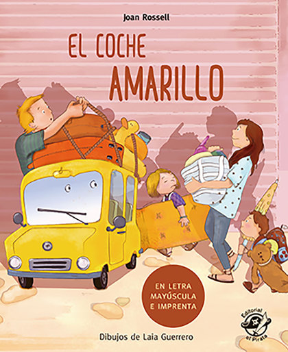 EL COCHE AMARILLO                                                               EN LETRA MAYÚSC