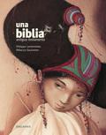 UNA BIBLIA EL ANTIGUO TESTAMENTO RUSTICA.