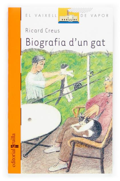 BIOGRAFIA D´UN GAT