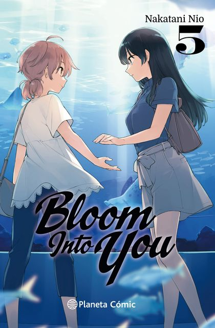 BLOOM INTO YOU Nº 05/08.