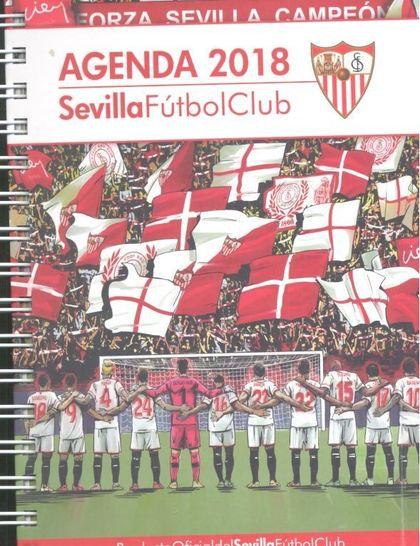 AGENDA 2018 SEVILLA FUTBOL CLUB