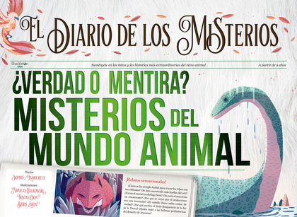 VERDAD O MENTIRA-MISTERIOS DEL MUNDO ANIMAL