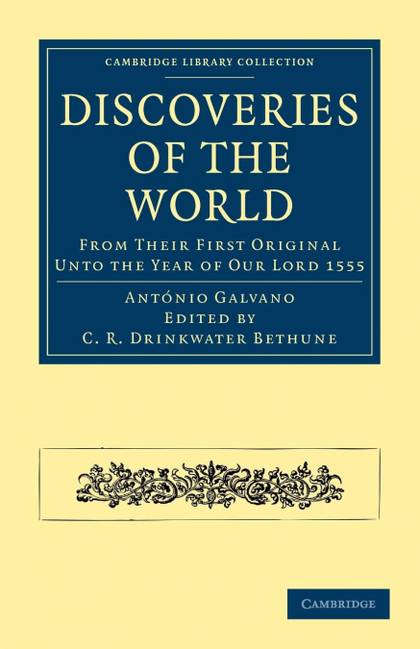 DISCOVERIES OF THE WORLD