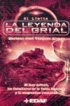 LA LEYENDA DEL GRIAL: EL REY ARTURO, LOS CABALLEROS DE LA TABLA REDOND