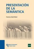 PRESENTACIÓN DE LA SEMÁNTICA