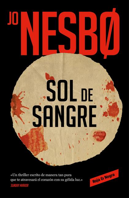 SOL DE SANGRE (SICARIOS DE OSLO 2).