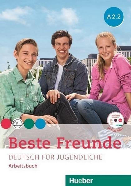 BESTE FREUNDE.A2.2.ARB.+CD-ROM)(EJ.)