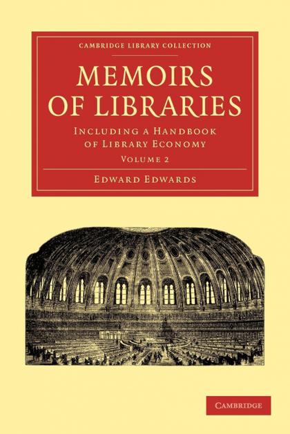 MEMOIRS OF LIBRARIES - VOLUME 2