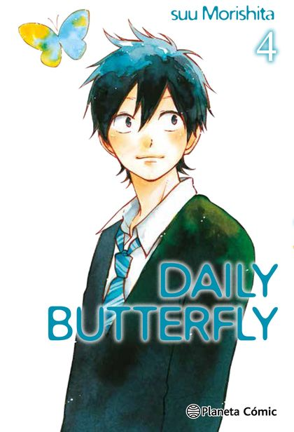DAILY BUTTERFLY Nº 04/12.