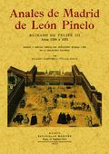 ANALES DE MADRID DE LEÓN DE PINELO