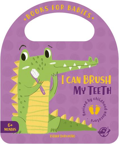 BOOKS FOR BABIES - I CAN BRUSH MY TEETH. CUENTOS PARA BEBÉS EN INGLÉS PARA APRENDER A LAVARSE L