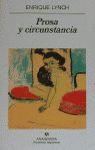PROSA Y CIRCUNSTANCIA