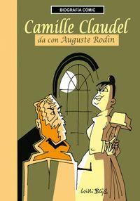 CAMILLE CLAUDEL DA CON AUGUSTE RODIN.