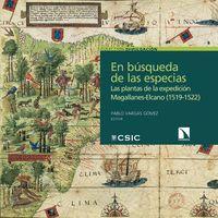 EN BÚSQUEDA DE LAS ESPECIAS : LAS PLANTAS DE LA EXPEDICIÓN MAGALLANES-ELCANO (15.