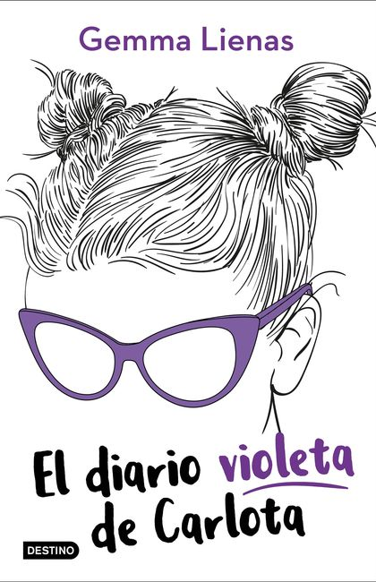 EL DIARIO VIOLETA DE CARLOTA.