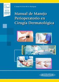 MANUAL DE MANEJO PERIOPERATORIO EN CIRUGÍA DERMATOLÓGICA