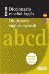 DICCIONARIO NUEVO VÉRTICE ESPAÑOL-INGLÉS, ENGLISH-SPANISH : TÉRMINOS 40000 ENTRIES